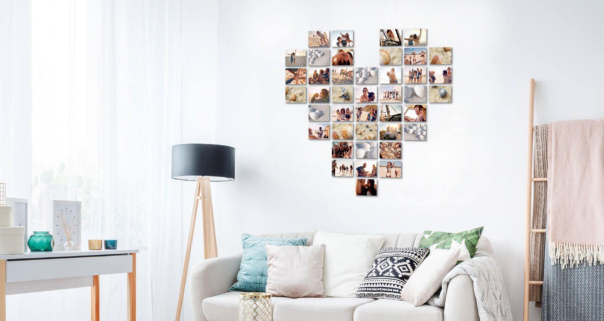 6 Ide Hiasan Dinding Yang Bisa Ditiru Untuk Kamar Minimalis