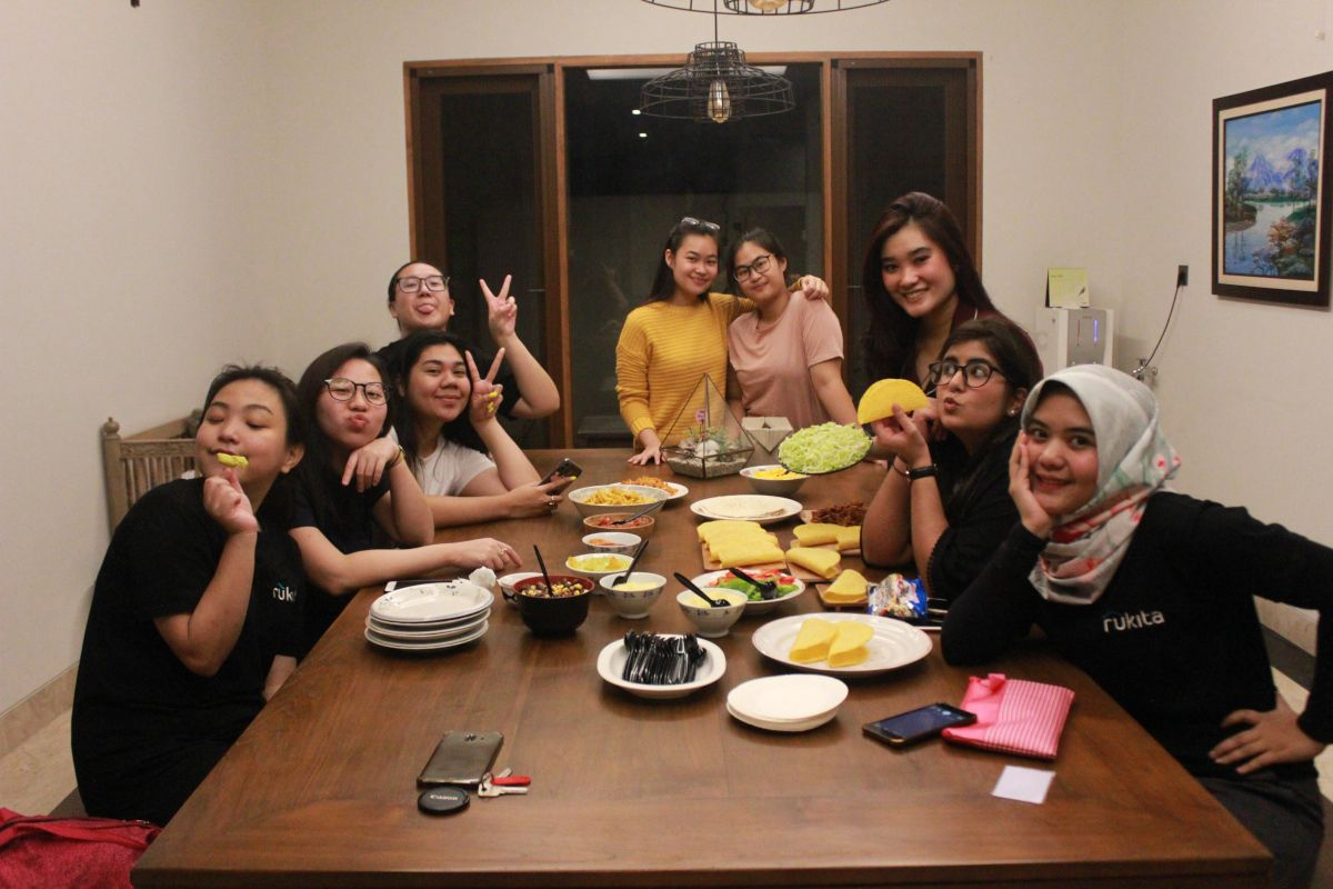 Taco Night di Rukita Karawaci