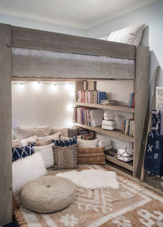 5 Desain Tempat Tidur Tingkat yang Bikin Kamar Lebih Lega