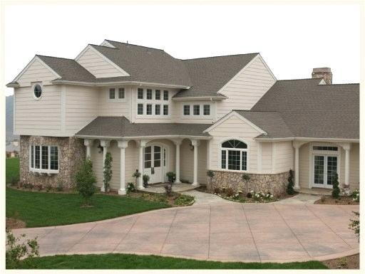 10 Ide Warna Cat Dinding Luar Rumah Selain Putih | Unik ...