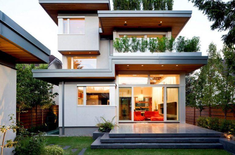 desain rumah minimalis tampak depan