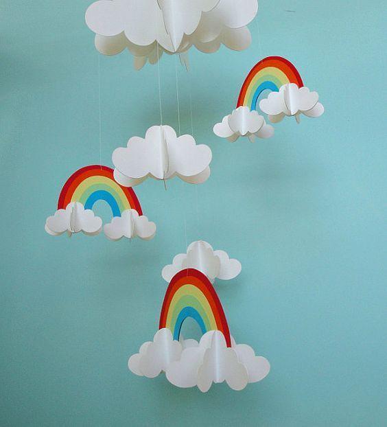 5 Ide Hiasan Dinding Kertas Origami Bikin Sendiri Gampang