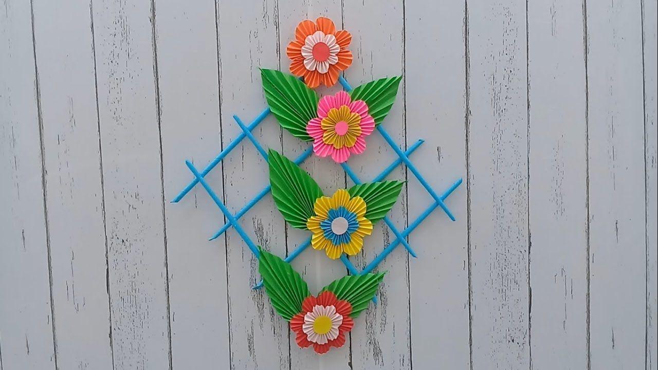 5 Ide Hiasan Dinding Kertas Origami