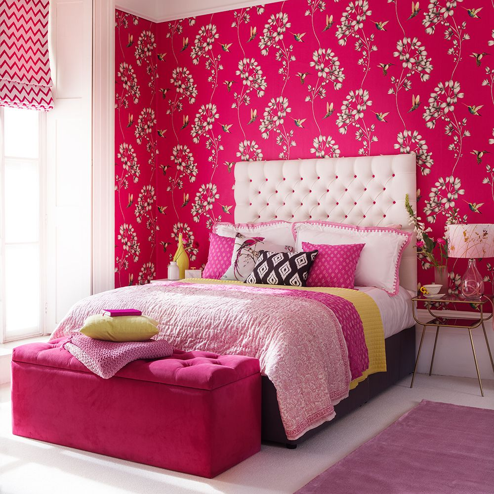 4 Ide Dekorasi Kamar Warna Pink yang Modern dan Anti Norak