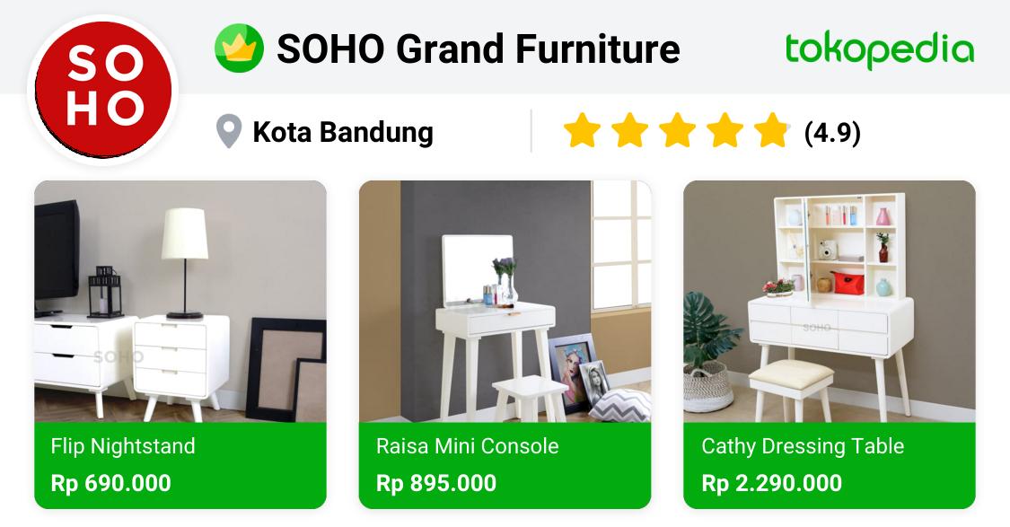 11 Online Store Terbaik Dan Termurah Untuk Beli Furniture Minimalis Cocok Untuk Dekorasi Ala Pinterest Dan Tumblr Rukita