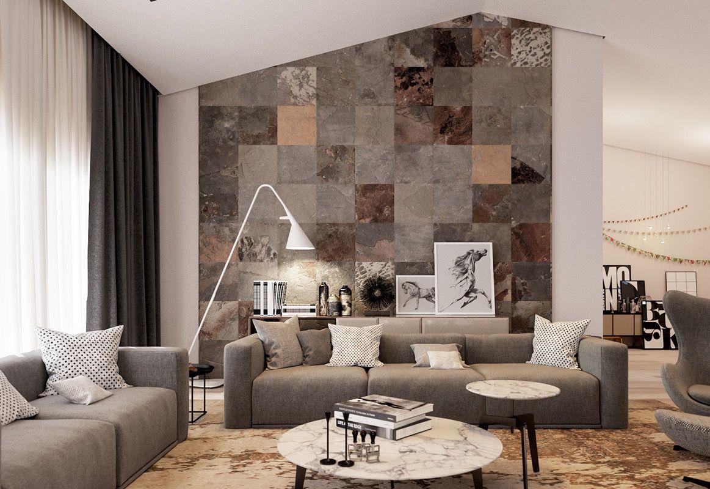 7 Jenis Batu Alam Dinding Yang Bikin Rumah Berkesan Dan Elegan