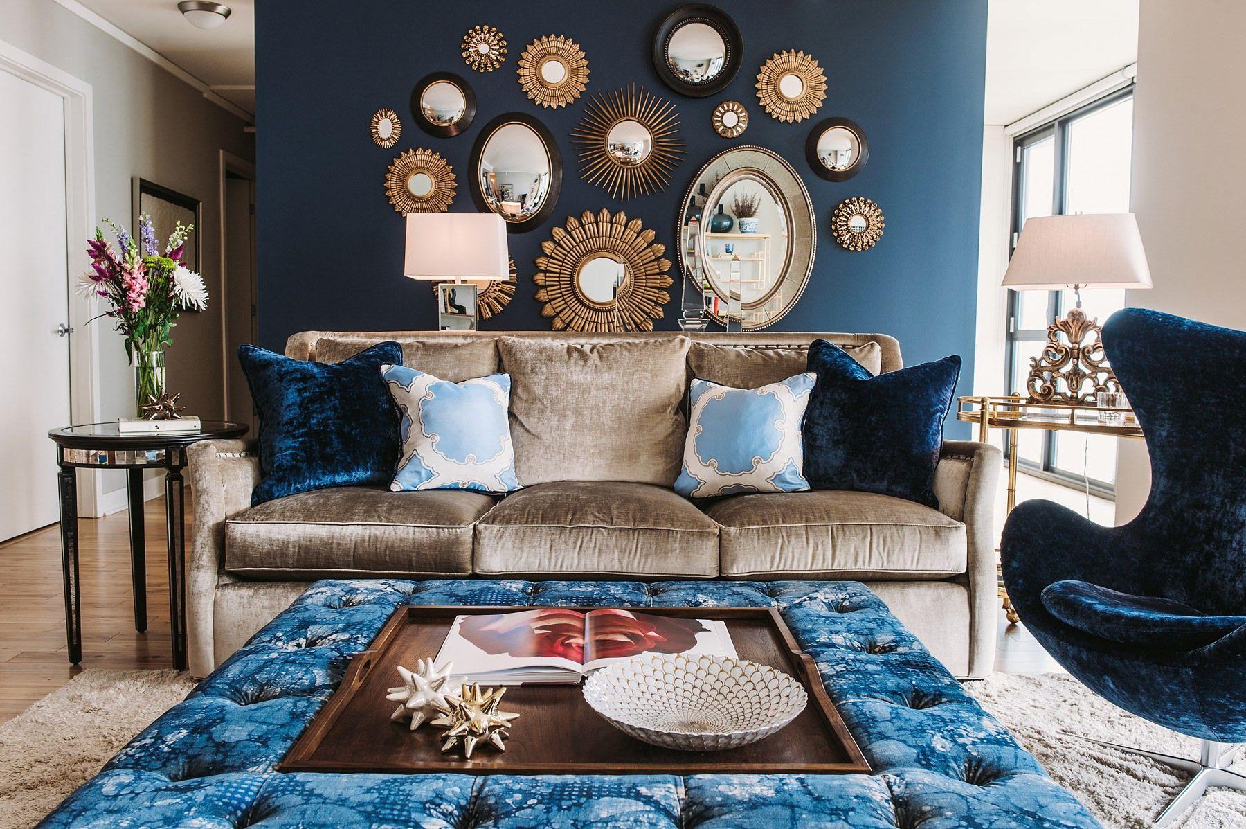 Dekorasi rumah dengan cermin