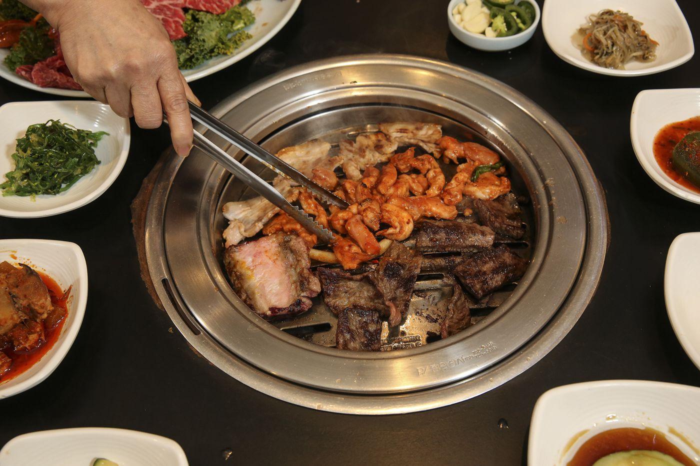 Korean BBQ di rumah