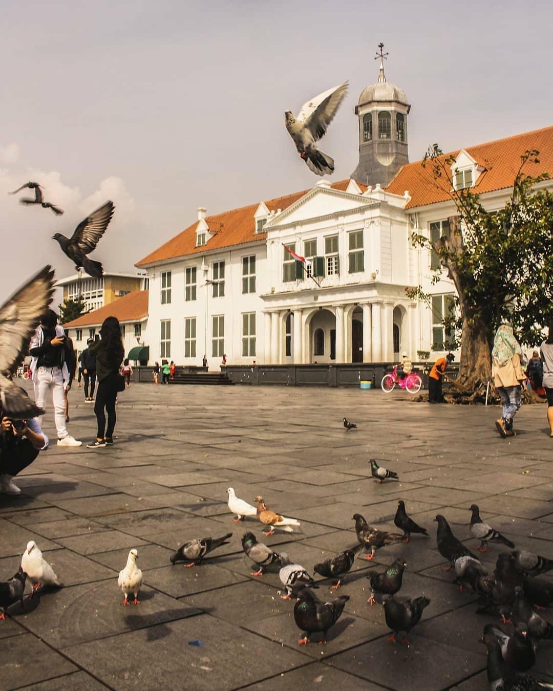 6 Tempat Wisata Kota Tua Jakarta yang Wajib Dikunjungi