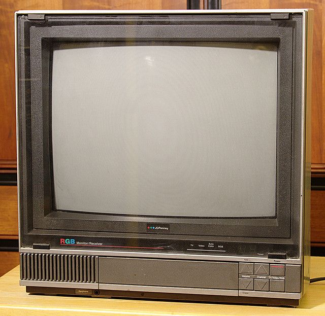 TV 1980 - Begini Sejarah Perkembangan Televisi