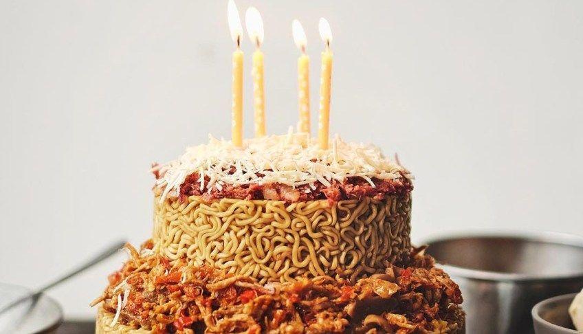 21 Makanan Yang Bisa Jadi Alternatif Kue Ulang Tahun