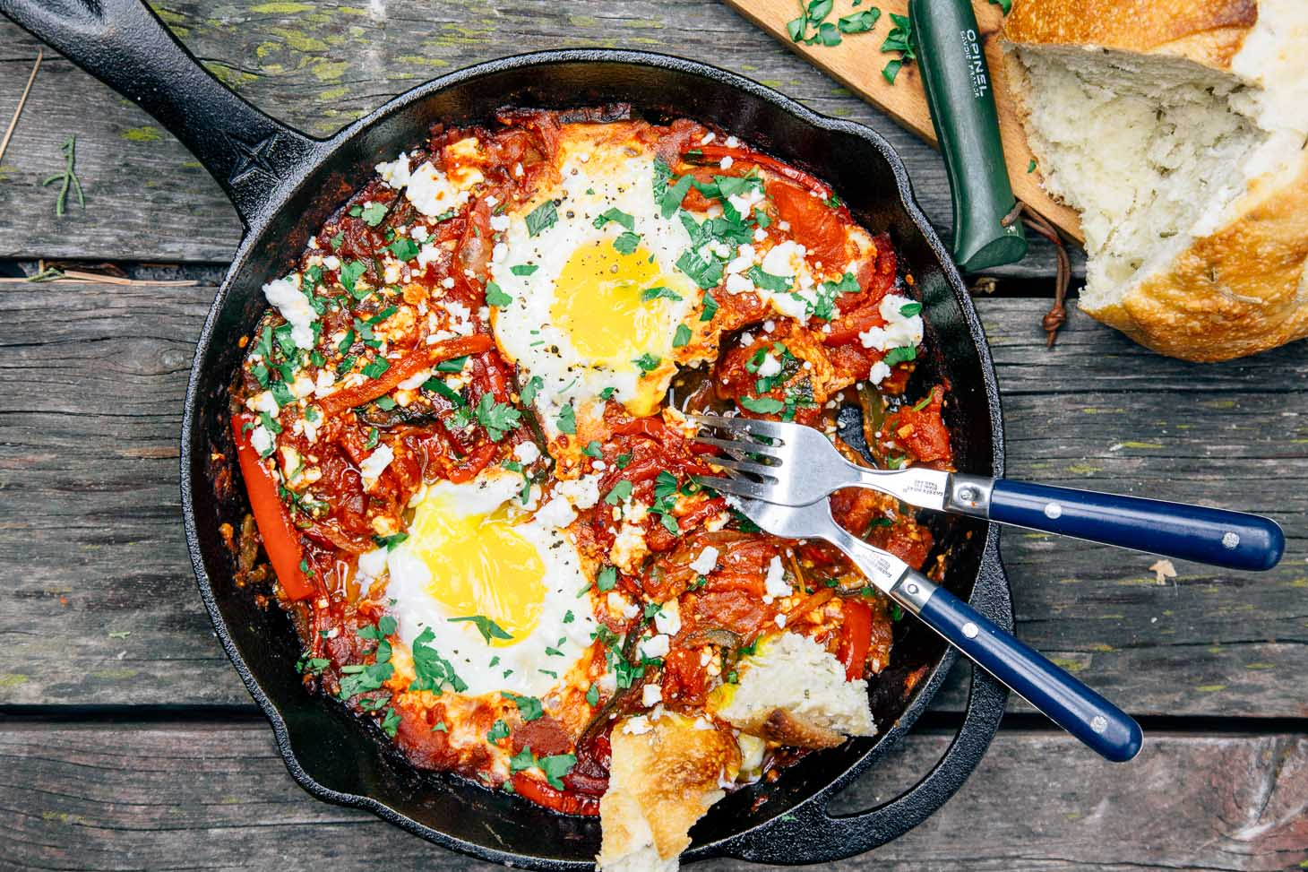 cara memasak telur 2