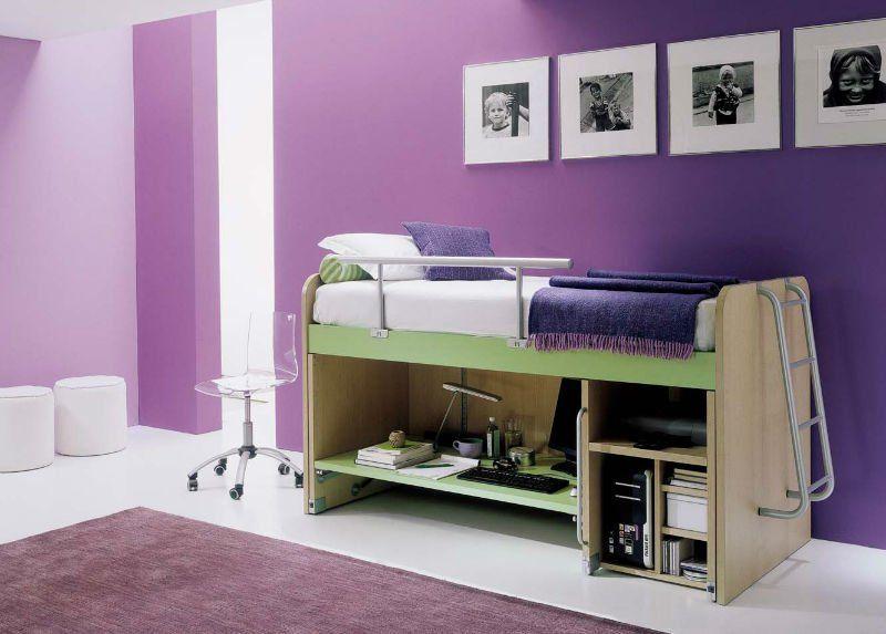 furnitur multifungsi tempat tidur