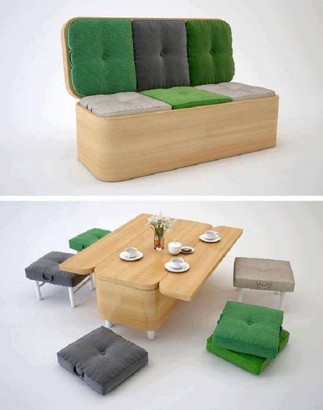 futnitur multifungsi sofa dan meja