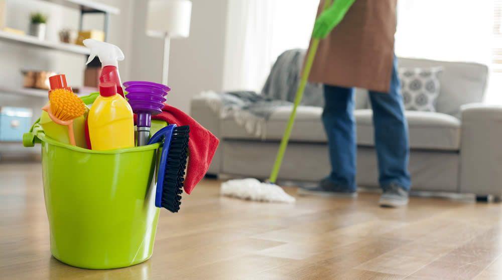 spot yang terlewatkan saat bersih rumah