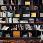 Menata buku dengan kreatif