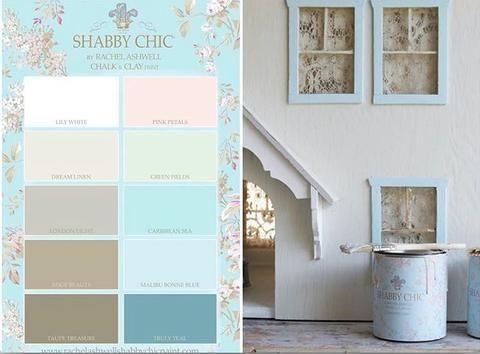 10 langkah dekorasi kamar shabby chic yang elegan dan girly