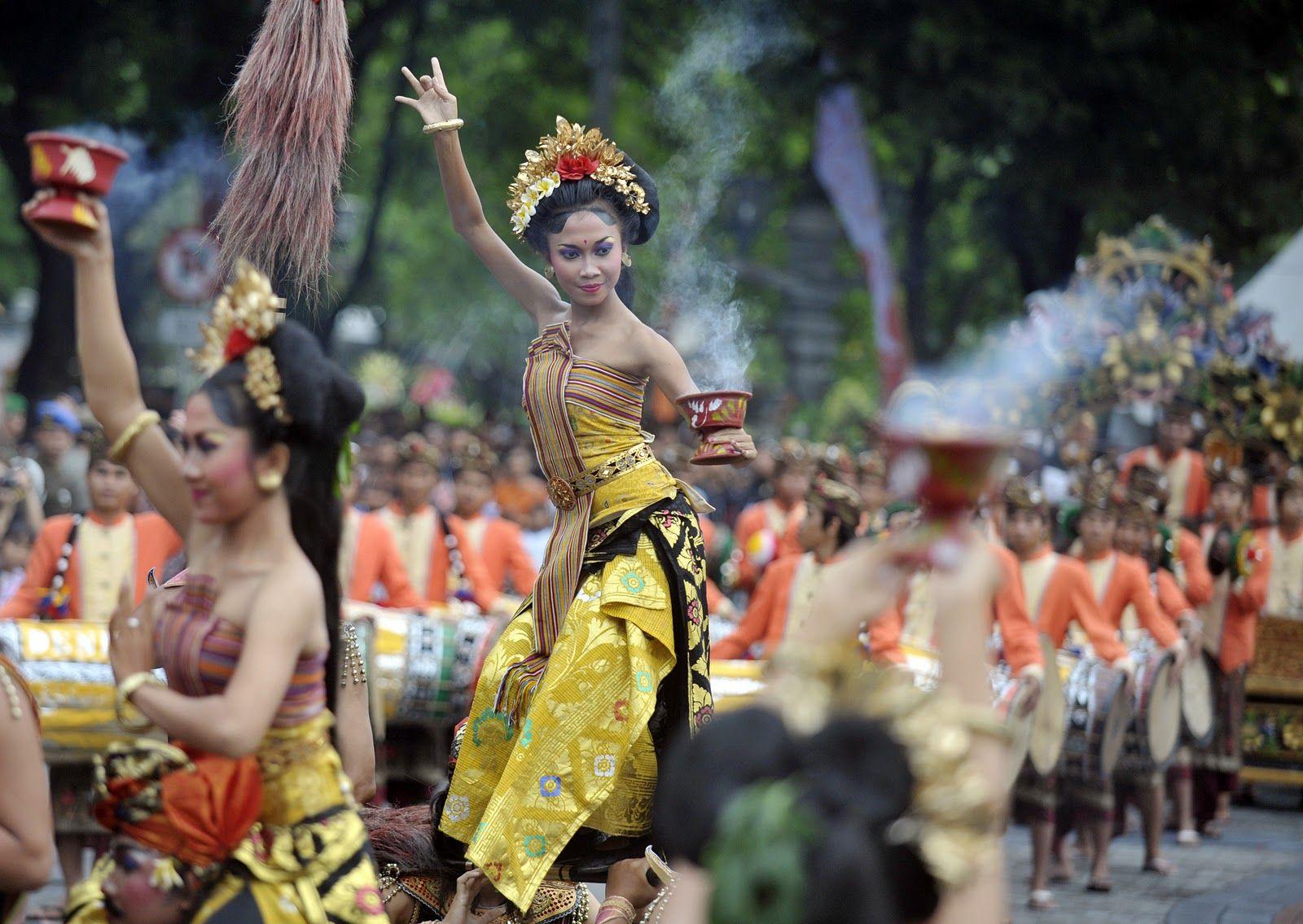 Acara Tahun Baru di Indonesia
