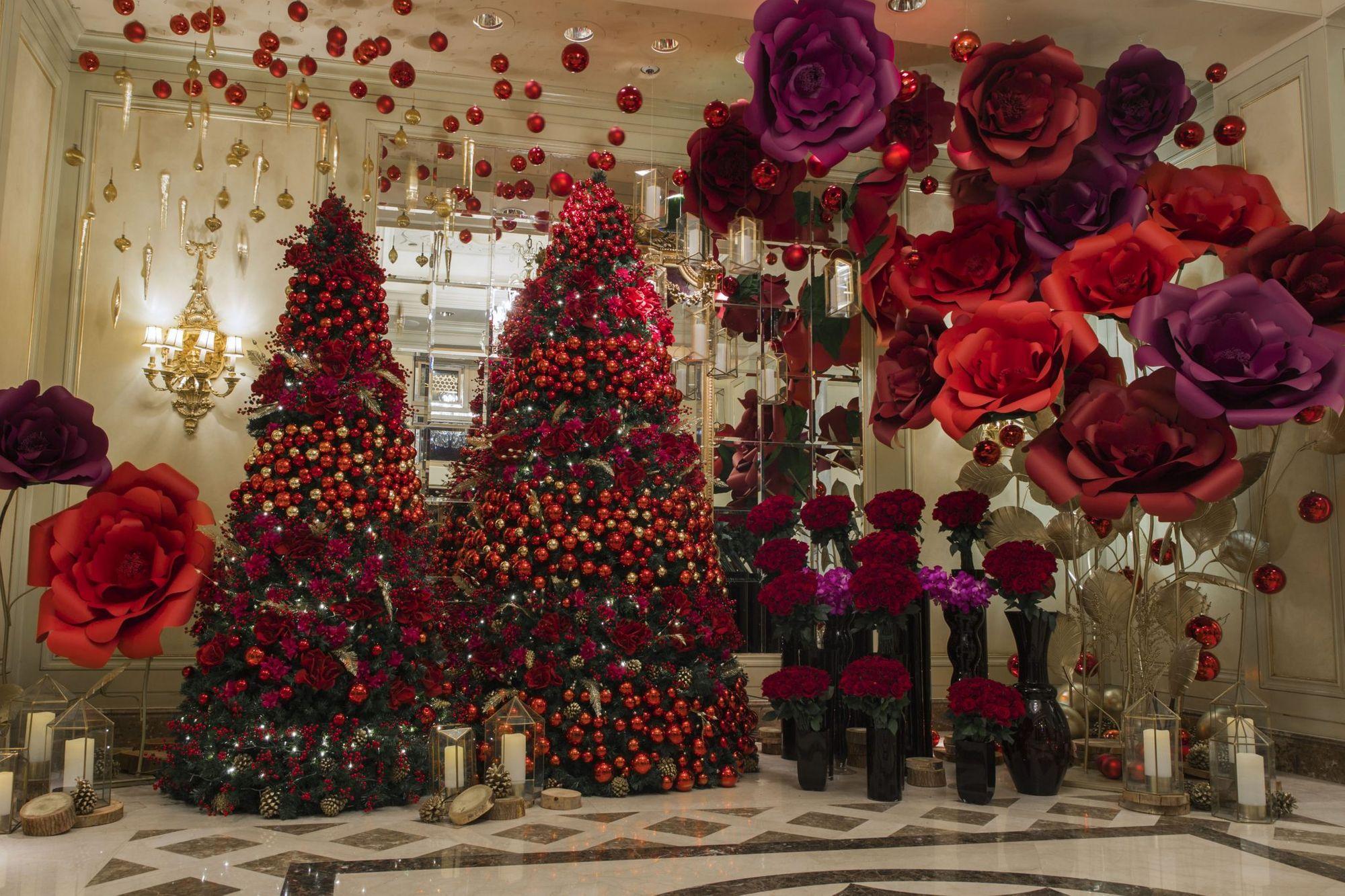 Event Natal di Hotel Jakarta
