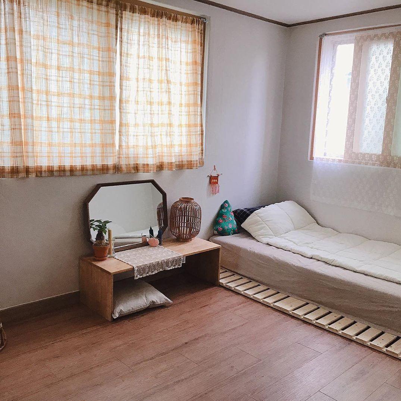 Inspirasi desain drama dari drama Korea minim furnitur
