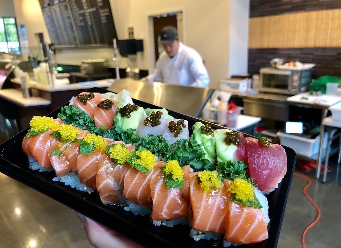 restoran sushi jakarta