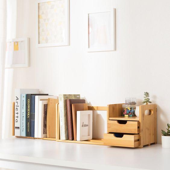 rak organizer untuk meja kerja