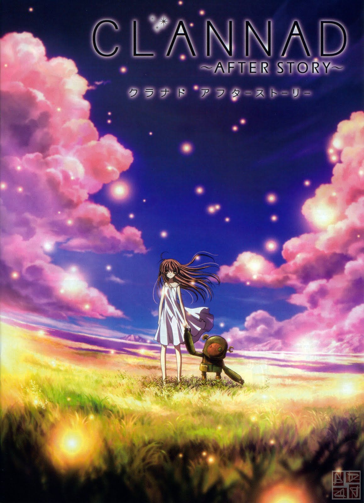 clannad after story anime movie