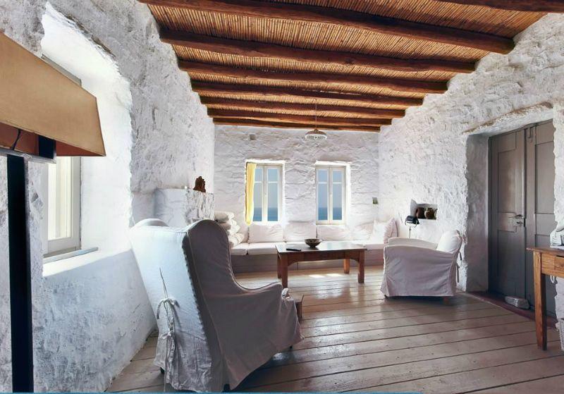 Desain interior rumah berbagai negara - Yunani