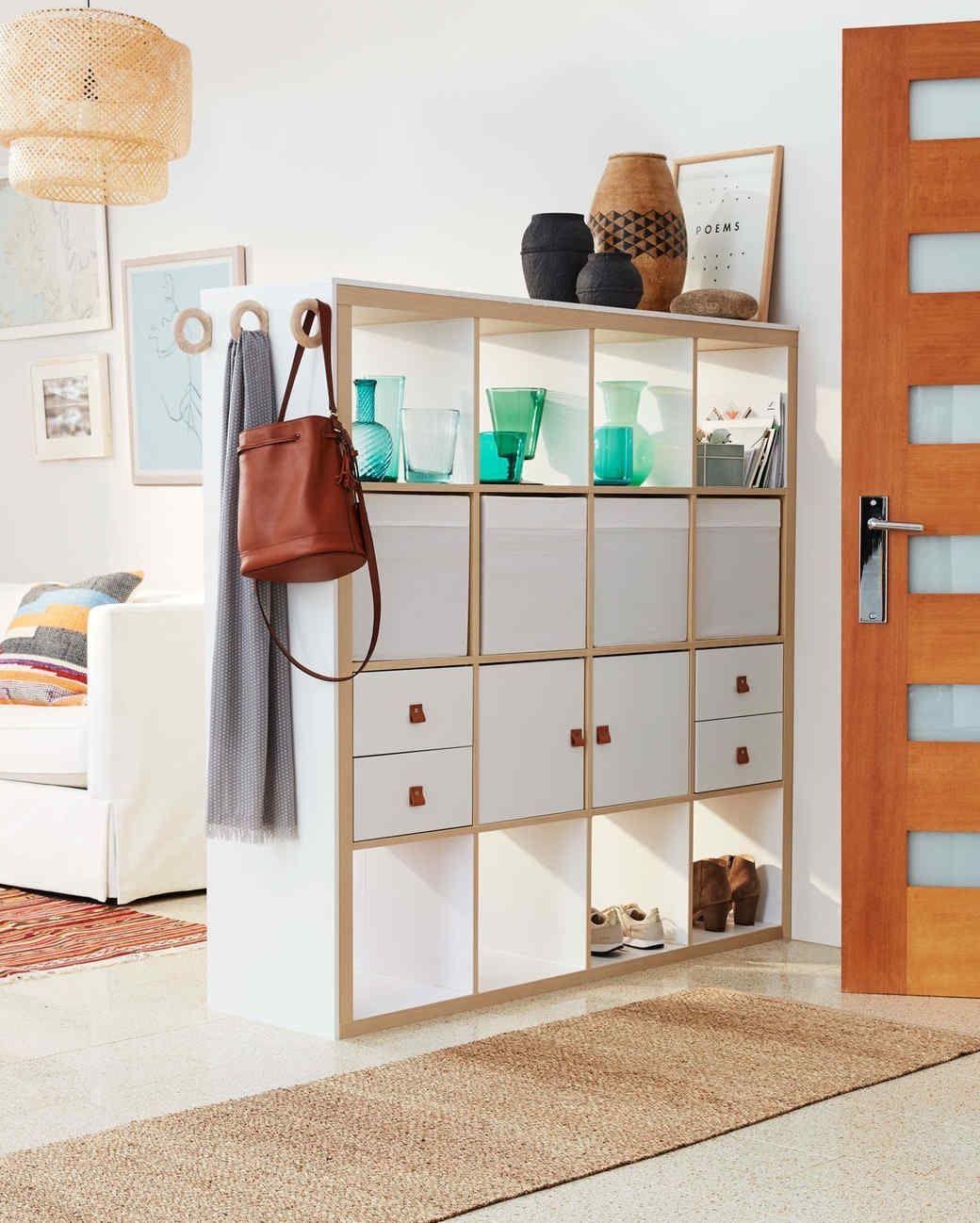 Inspirasi desain sekat ruang lemari