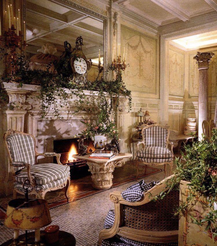 dekorasi rumah model klasik