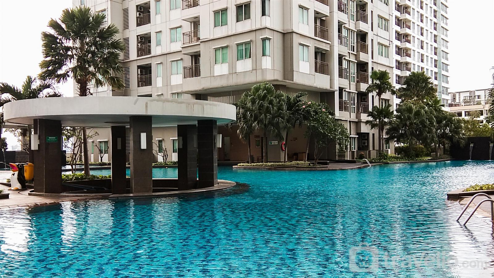 apartments in central jakarta