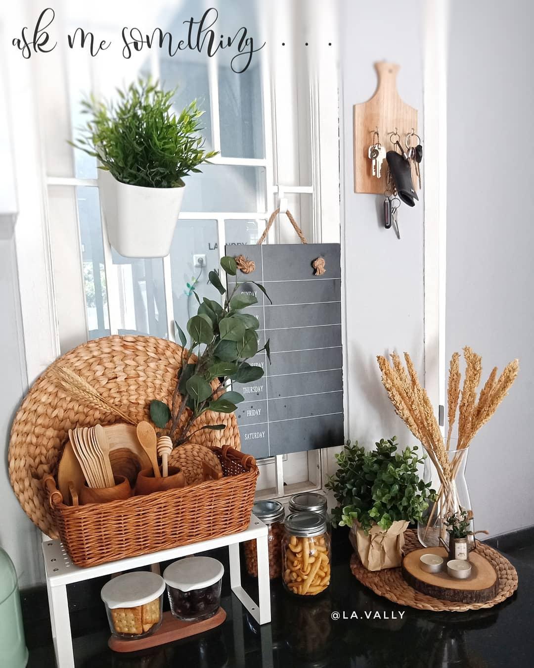 tips menciptakan nunsa natural di rumah - hiasan natural