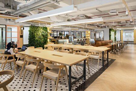 coworking space in jakarta