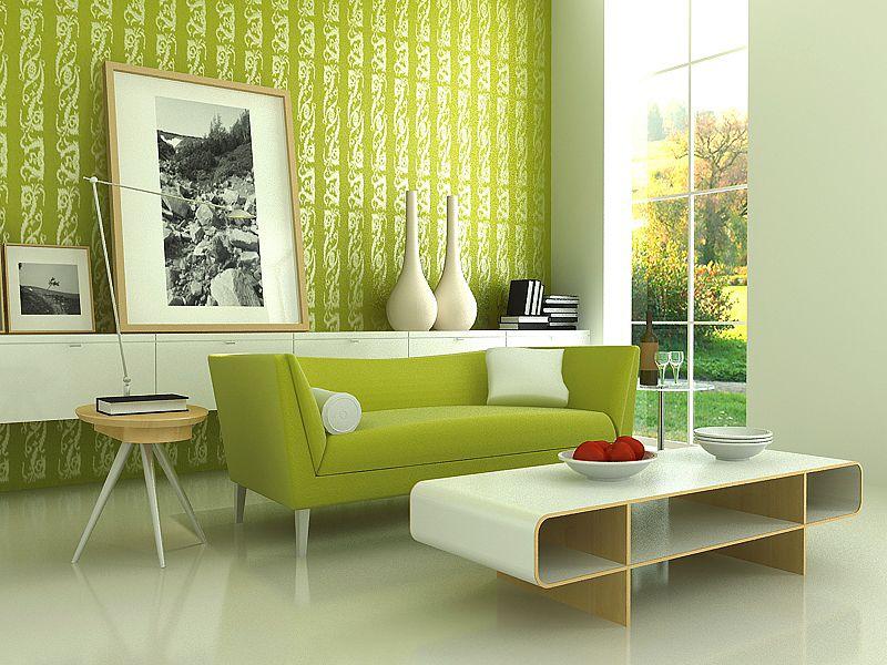 pengaruh warna pada psikologis - efek psikologis warna hijau