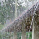 tips menghindari tempias hujan