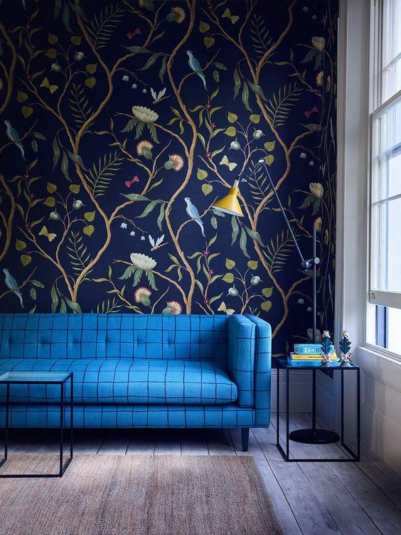 ide corak wallpaper rumah 2