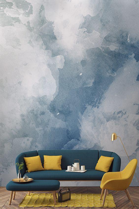 ide corak wallpaper rumah