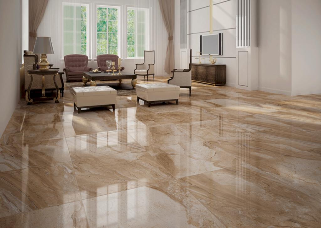 jenis desain lantai granit