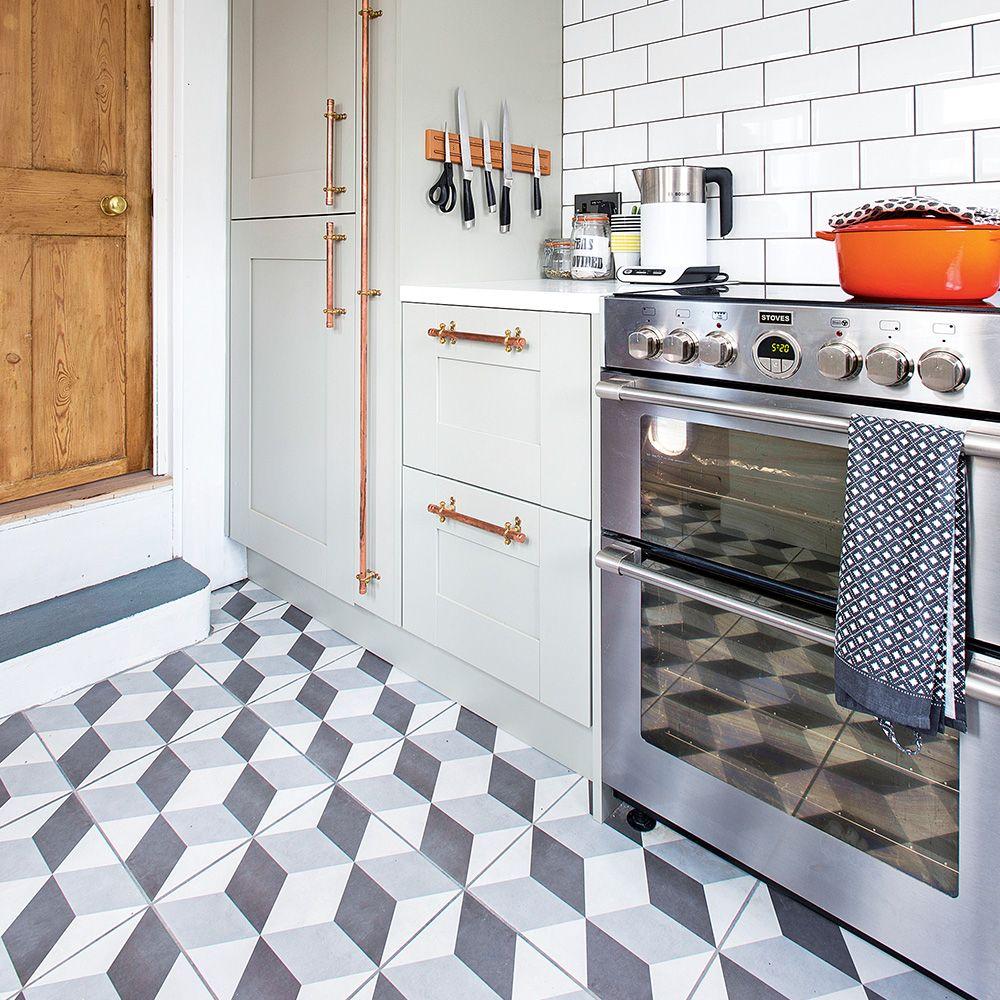 12 Desain Lantai Unik Untuk Mendekorasi Rumah Idamanmu