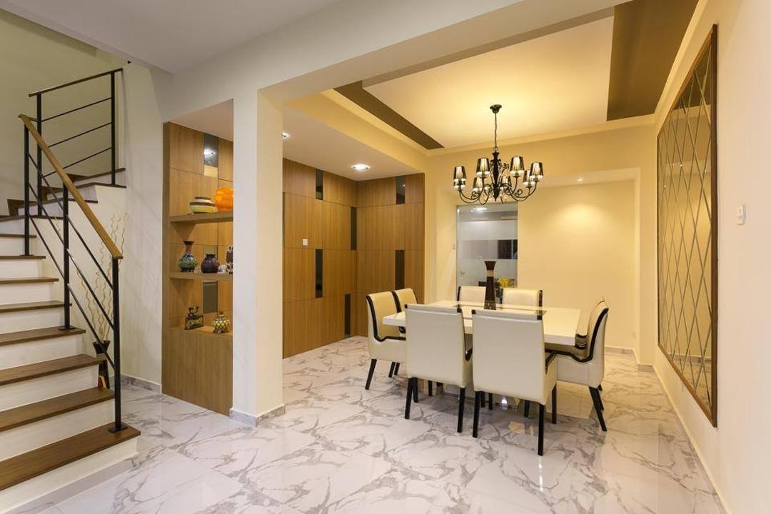 Jenis desain lantai marmer