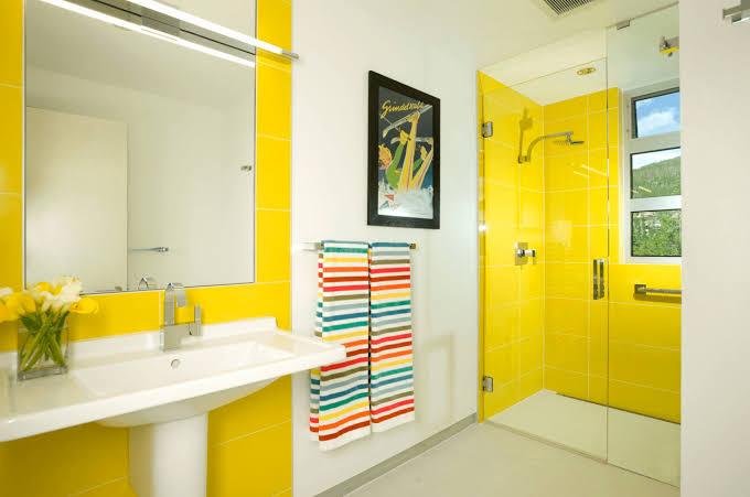 aksesoris lucu kamar mandi