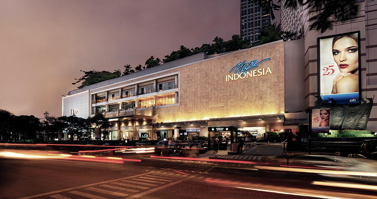 Mal terbaik di Jakarta
