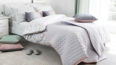 aneka jenis bed cover