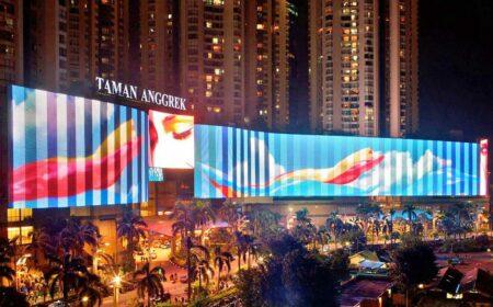 biggest shopping malls in jakarta