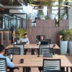 coworking space greenhouse