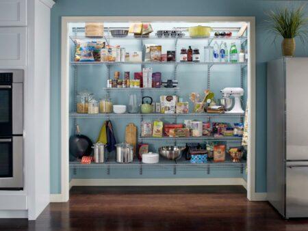 cara membuat pantry rapi dan terorganisir