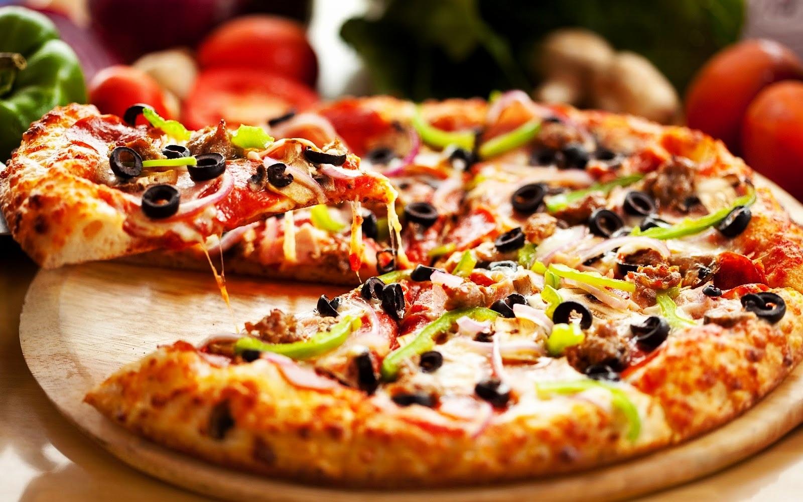 pizza topping murah Resep Indonesia CaraBiasa.com