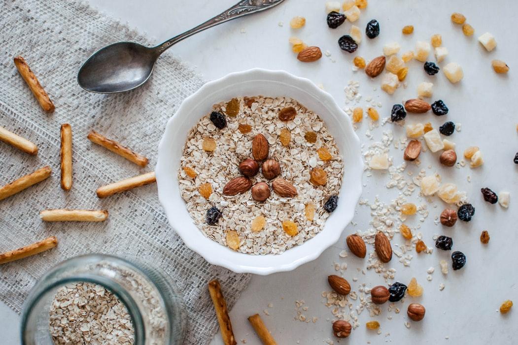 resep oatmeal