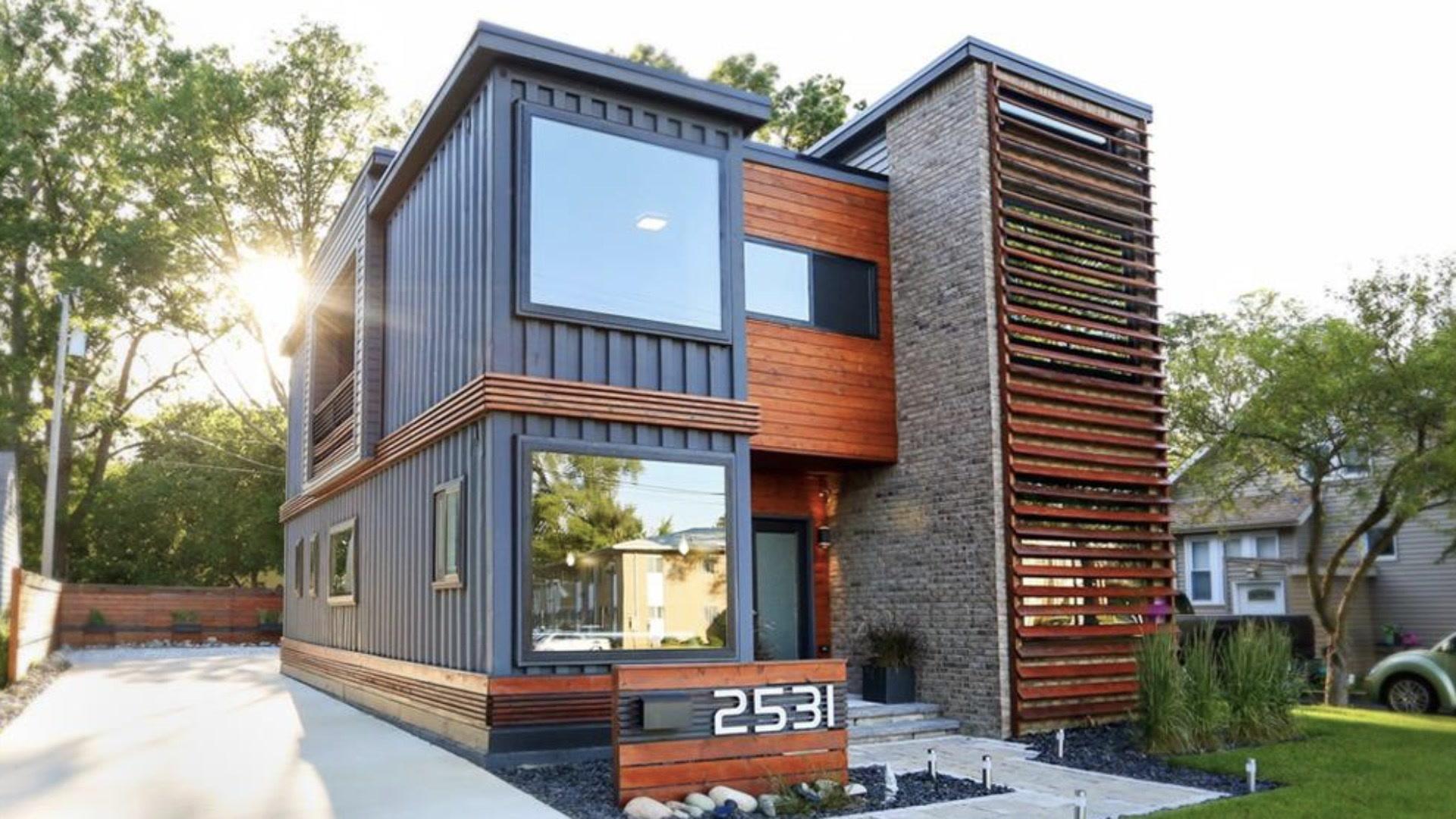Inspirasi Rumah Kontainer Yang Bisa Ditiru Ada Plus Dan Minusnya Juga