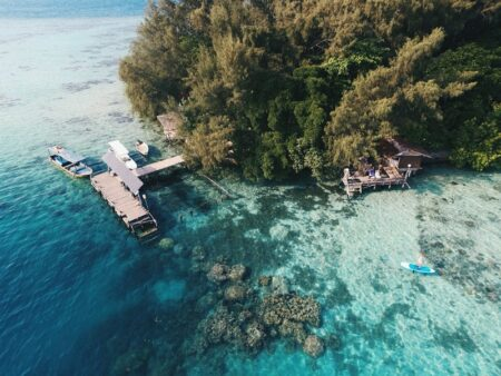 things to do in jakarta pulau macan